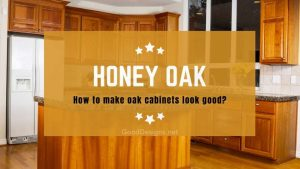 Honey Oak Interior design