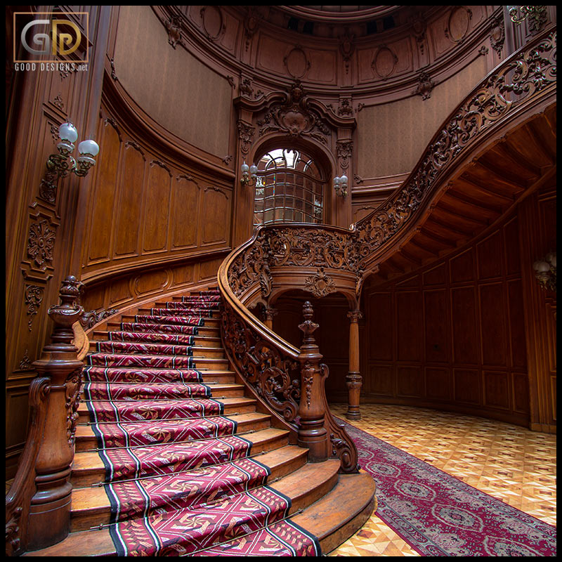Different Stair carpet styles