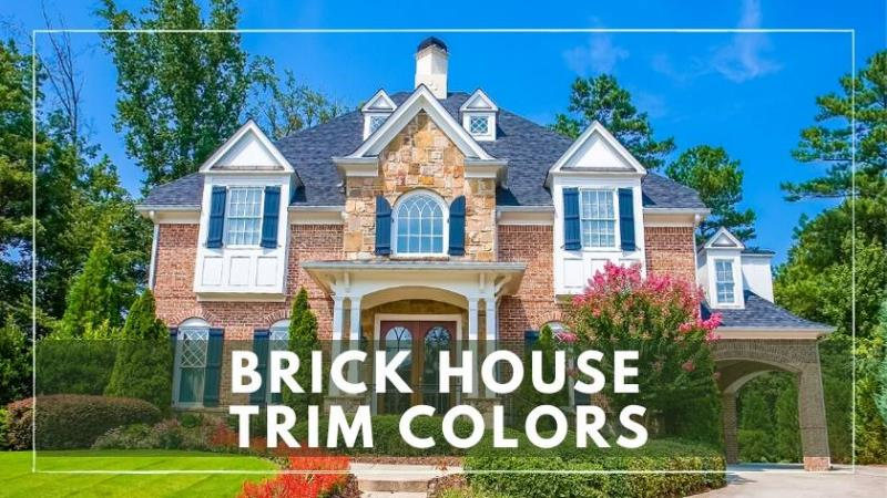 Brick House Trim Colors