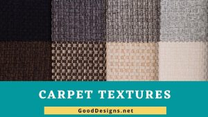 Carpet Texture Types