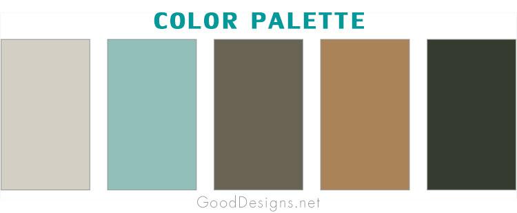 Celadon color scheme